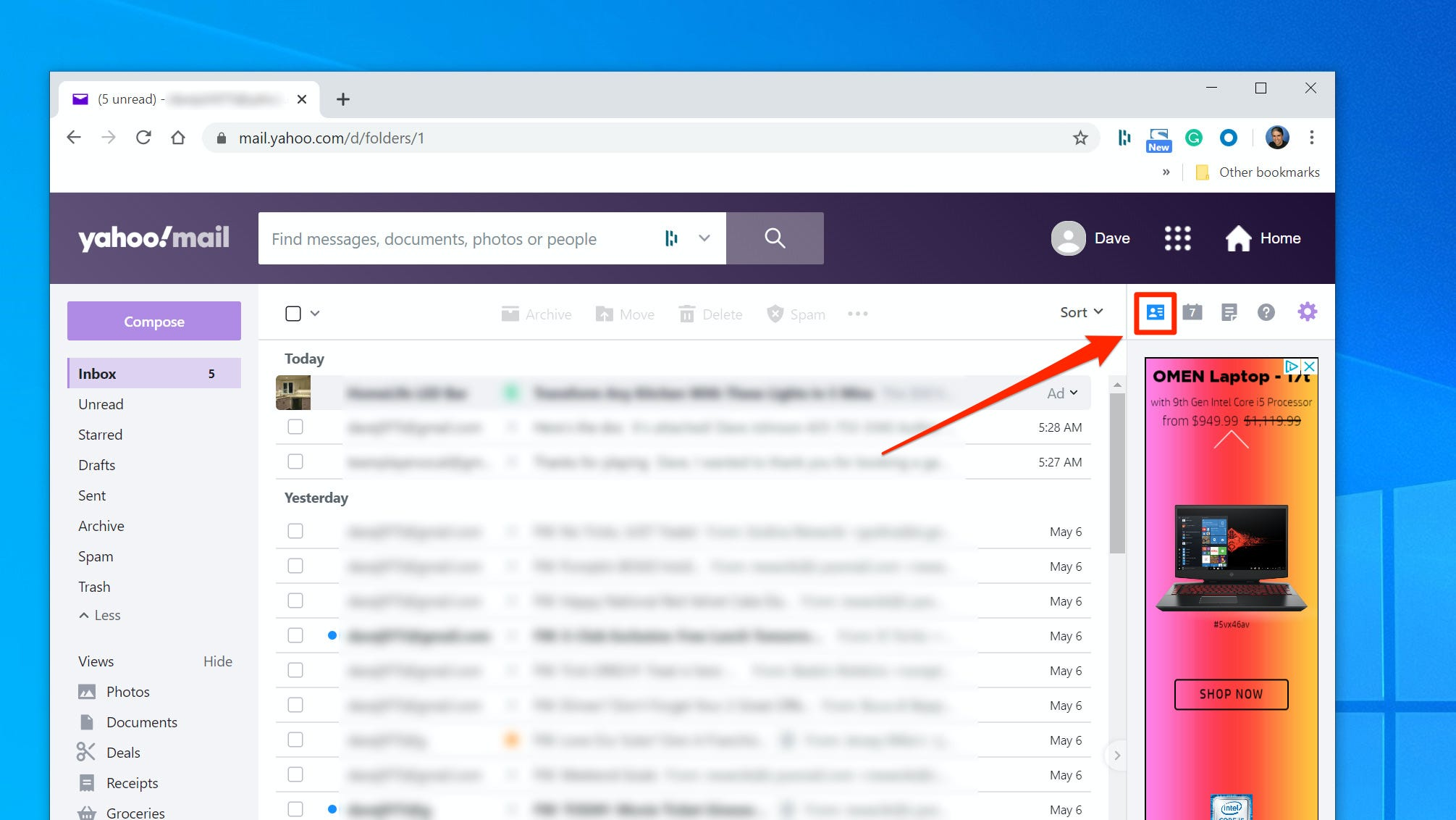 How_to_add_contacts_to_Yahoo_mail 1